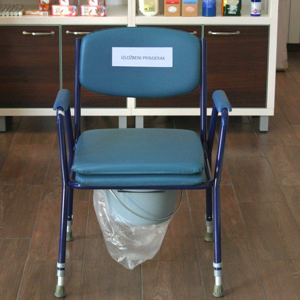 Toaletna stolica - zdravobudi.com